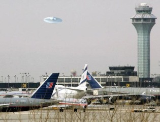 O'Hare International Airport UFO