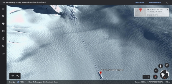 Crash Site Trail?