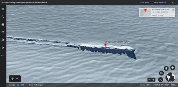 UFO Crash Site?